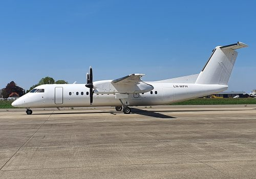 Dash 8-311 for sale
