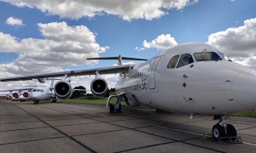 Avro RJ 100 for sale