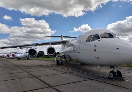 6 x Avro RJ 100 for sale