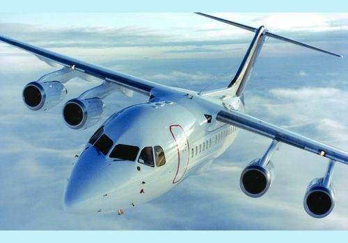 2 x Avro RJ 85 for sale